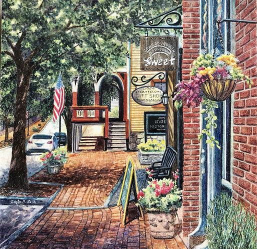 Jonesborough, Tennessee (digital download)