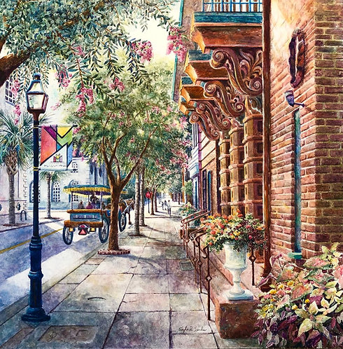 Charleston, South Carolina (digital file)