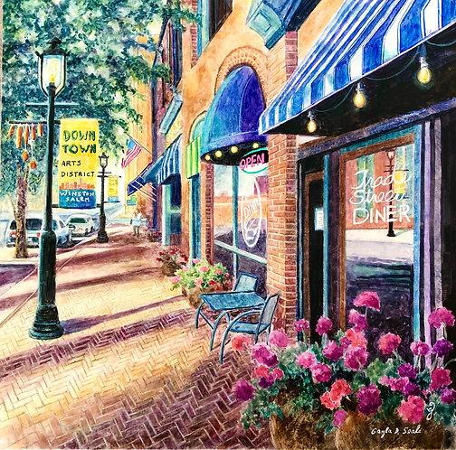 Trade Street, Winston-Salem