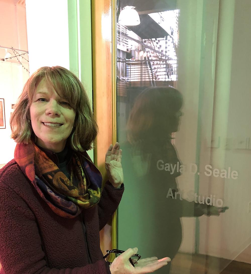 Gayla D. Seale Art Studio