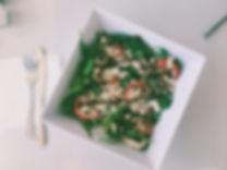 Nags Head Pizza Company salad