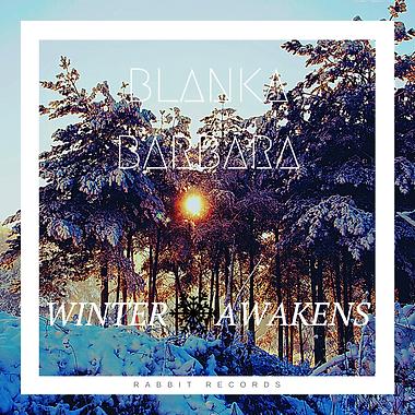 Winter Awakens artwork (Rabbit Records).