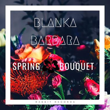 Spring Bouquet artwork (Rabbit Records).