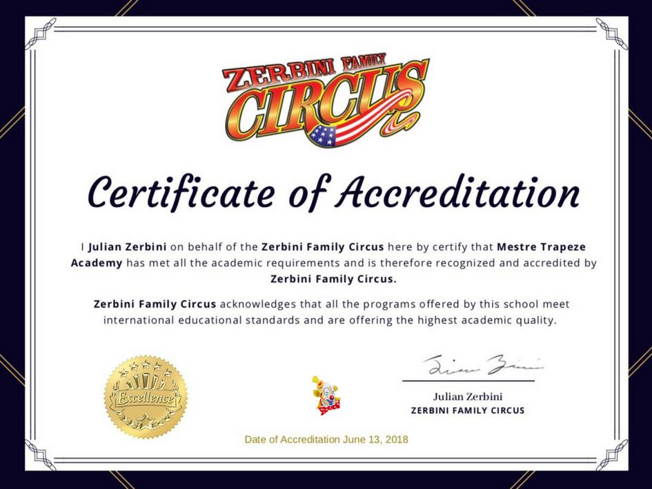 Zerbini Family Circus (USA)