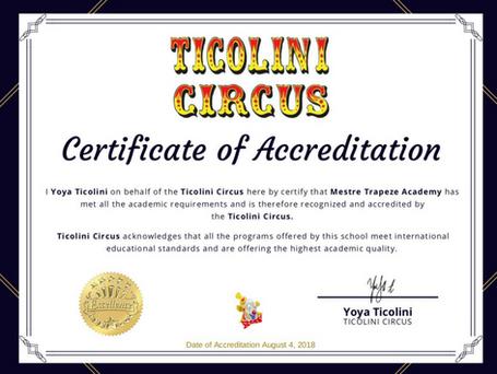 Ticolini Circus (EUA)