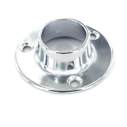 Chrome Plated End Sockets 20mm S5552