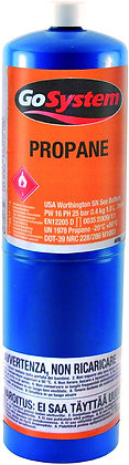 Disposable Propane Gas Cylinder 400g PFC turbo