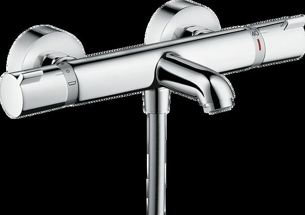 Hansgrohe Ecostat Comfort Thermostat Bath Mixer Chrome