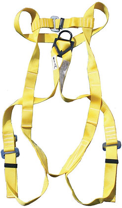 Safety Harness with 1.75m Shock Absorber Lanyard - HAR 175