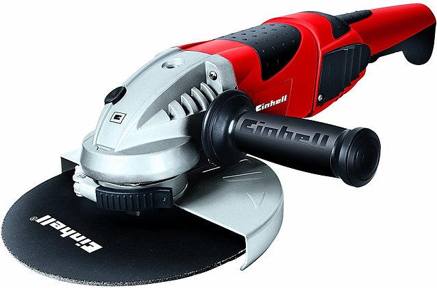 Einhell 2350w 230mm Red Angle Grinder Soft Start EINTEAG230