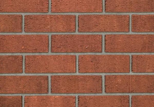Ibstock 65mm Anglican Red Rustic Facing Bricks