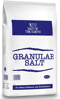 Granular Salt Water Softener 25kg