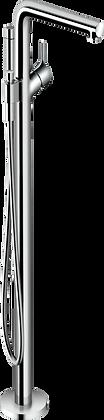 Hansgrohe Talis S Single Lever Bath Mixer Floor-Standing Chrome