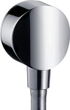 Hansgrohe FixFit Wall Outlet S Without Non-Return Valve