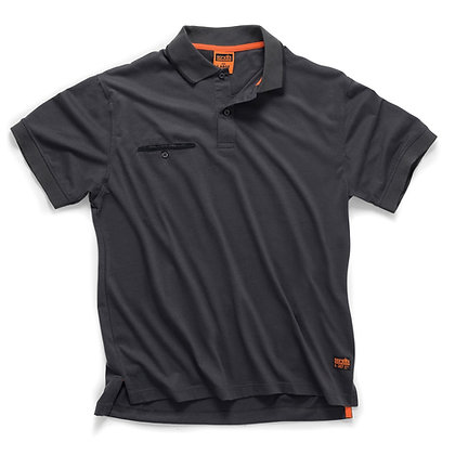 Scruffs Worker T-Shirt Graphite XXL T54675