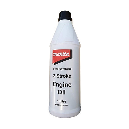 Makita 2 Stroke Oil 1 litre Bottle P-21141 50-1