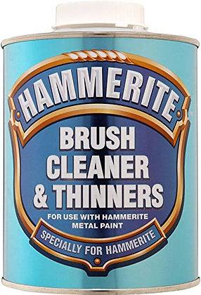 Hammerite Brush Cleaner And Thinners  250Ml