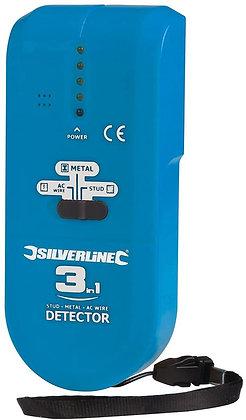 3-In-1 Intelligent Detector 477936