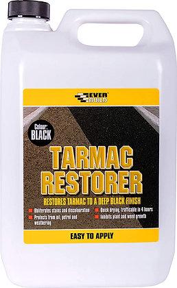 Everbuild Tarmac Restorer Black 5 Litre TARR5