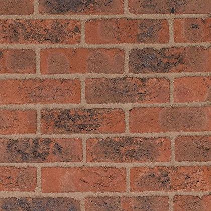 Wienerberger Bradfield Multi Red Facing Brick 65mm (500pp)