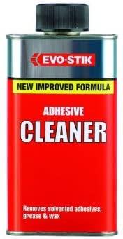 Evo Stik Solvent 191 Adhesive Cleaner 250ml