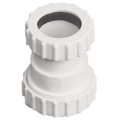 Compression Waste 40mm/32mm Reducer White EW09W