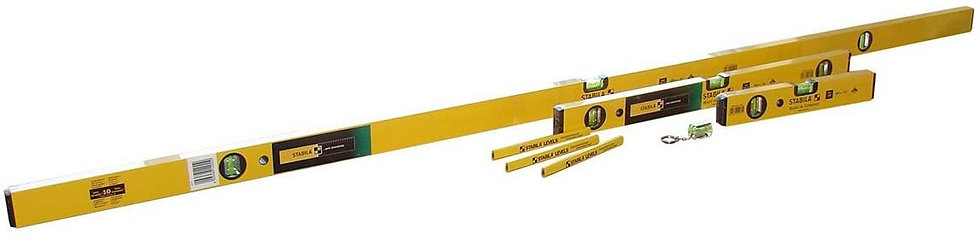 Stabila Combination Level Pack STB70-2 Combi