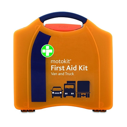 First Aid Keep Safe Van & Truck 254809