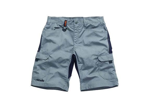Scruffs Trade Flex Shorts Graphite 36 T54646