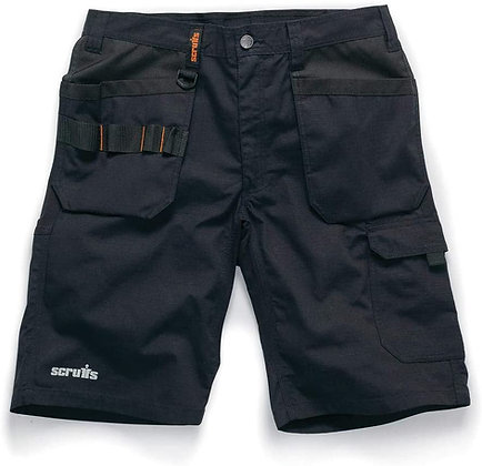 Scruffs Trade Flex Holster Shorts Black 36 T54658