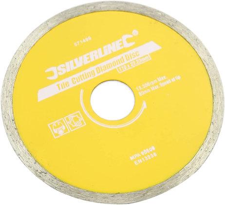 Tile Cutting Diamond Disc 150 X 22mm 3pk 377498