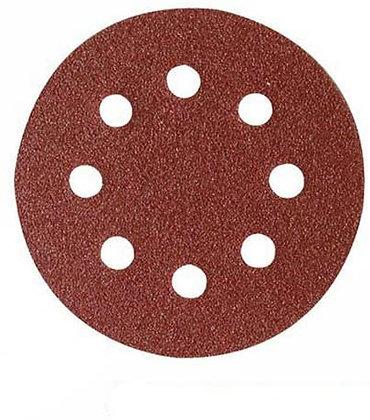 Hook & Loop Sanding Discs 120g 115mm 146461 Pack of 100