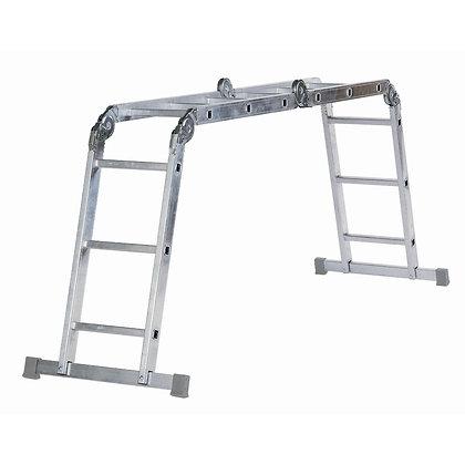 Youngman Aluminium Multi-Purpose Combination Ladder 3.37m 57670400