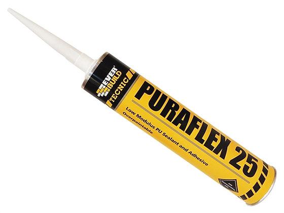 Puraflex 25 Industrial Polyurethane C3 White INDPU25WE