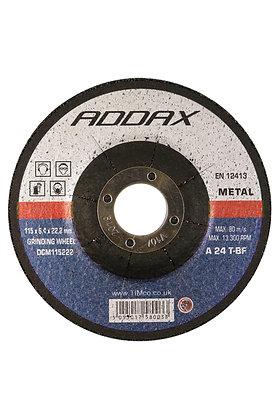 Cutting Disc Depressed Centre Metal 115mm x 3.2mm x 22.2mm DGM115222