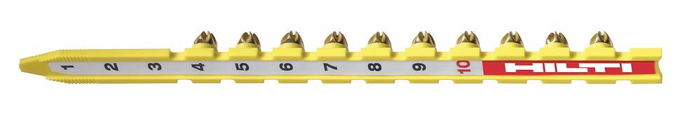 Cartridge Strips 6.8 x 11 Yellow Meduim / Light Hilti