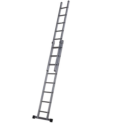 Youngman Trade 200 Aluminium Extension Ladder 2-Section 2.50m 57011118
