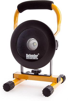 Defender LED400 10w Rechargeable LED Floorlight E712883