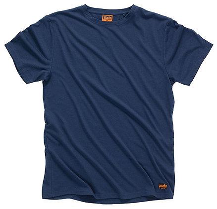 Scruffs Worker T-Shirt Navy M T54677