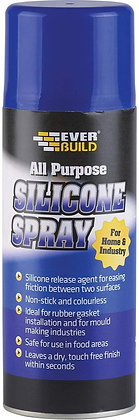 Everbuild Silicone Spray 400ml