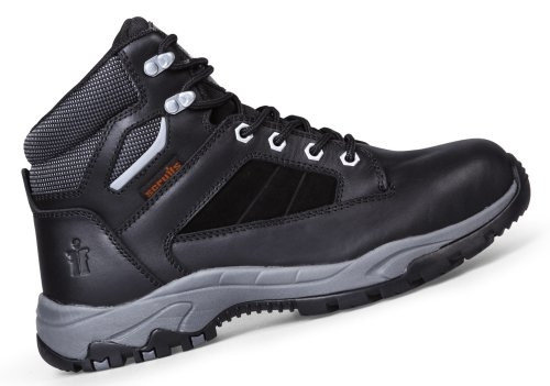 Scruffs Rapid Waterproof Safety Boots Black Size 8