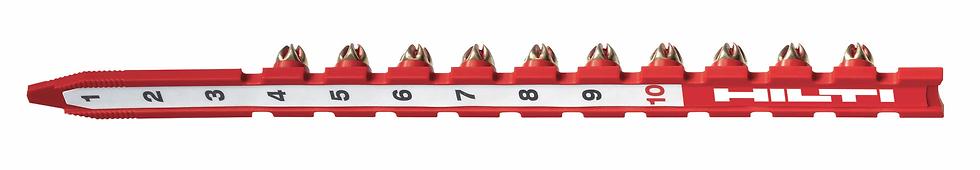 Cartridge Strips 6.8 x 11 Red Medium / High Hilti