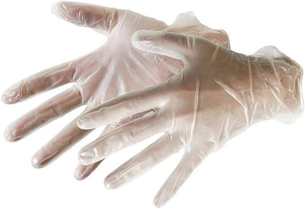 Disposable Vinyl Gloves Box 100 SCAGLOVINYL
