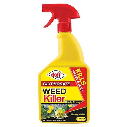 Doff Glyphosate Spray Weed Killer 450ml