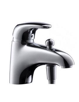 Hansgrohe Talis E Single Lever Bath Mixer Chrome 33140000