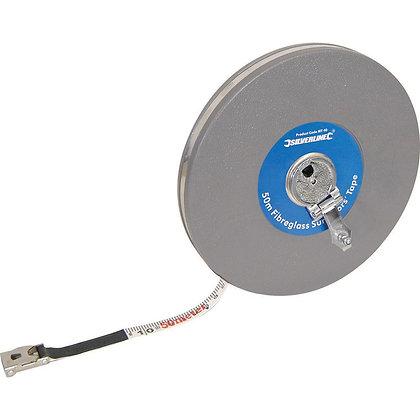 Fibre Surveyors Tape 50m MT40