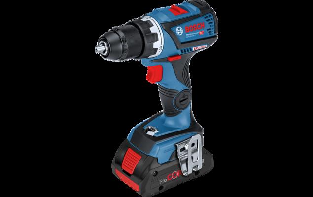 Bosch GSR 18V-60 C Battery Powered Drill