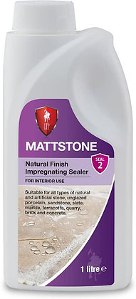 LTP/12/1 LTP Mattstone Floor Sealer Matt Finish 1 Litre