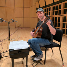 Recording session 2019