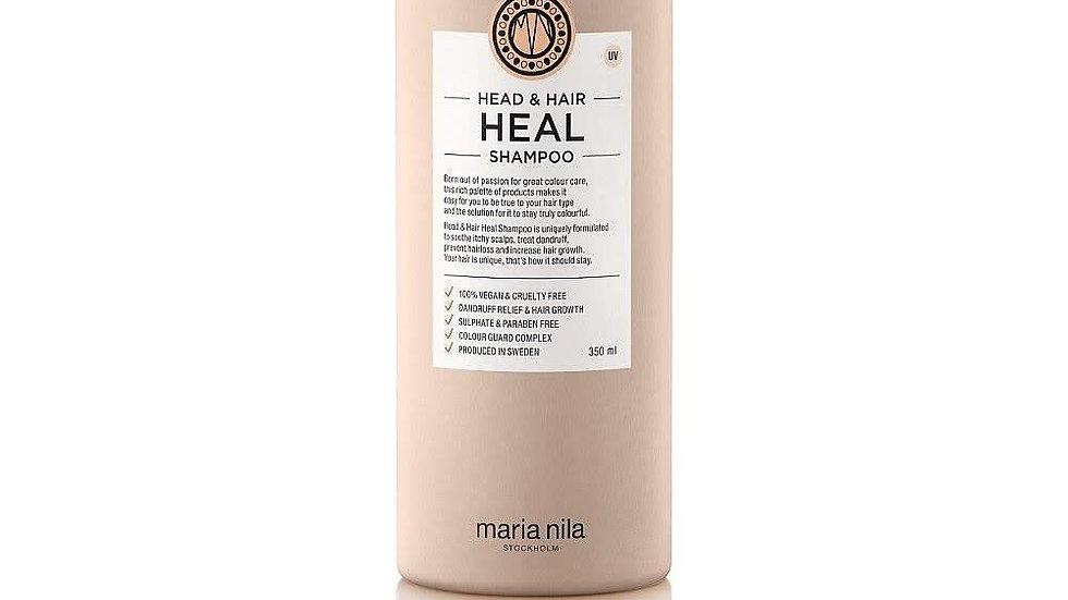 ECO REFILL Maria Nila Head & Hair Heal Shampoo, 350ml